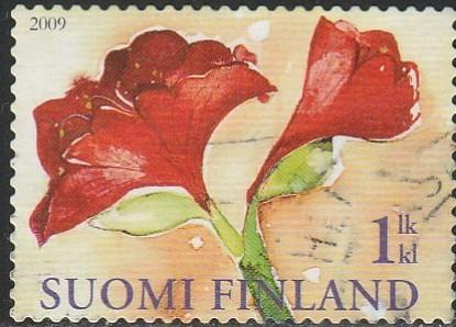 Finland, #1344 Used, From 2009