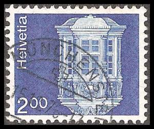 Switzerland 576 Used VF thin
