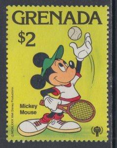 Grenada 957 Disney's MNH VF