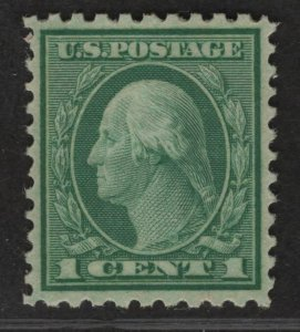 $US Sc#542 M/NH/VF, Cv. $30
