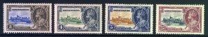 BRITISH HONDURAS King George V 1935 The Silver Jubilee Set SG 143 to SG 146 MINT