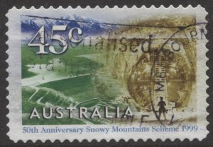STAMP STATION PERTH Australia #1771 Used