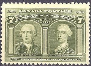 Canada #100 Mint