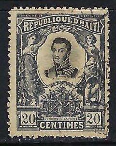 Haiti 87 VFU Z124