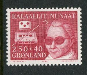 Greenland #B11 Mint