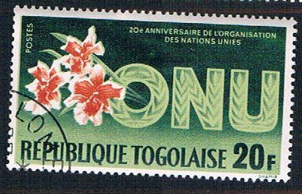 Togo 547 Used United Nations (BP12412)
