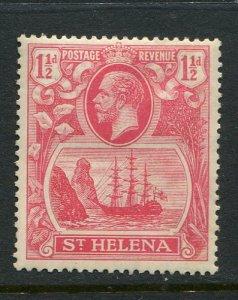 St Helena #76 Mint