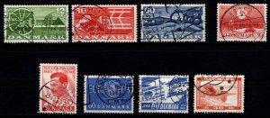 Denmark 1960-61 Commemoratives, Complete Sets [Used]