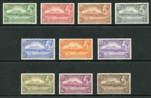 Montserrat SG84/93 1932 KGV Set of 10 M/Mint