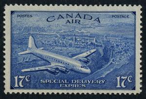 Canada CE4 MNH Aircraft DC 4M