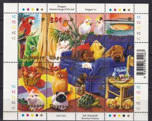 Singapore #980  MNH CV $7.00 (A19314L)