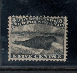 Newfoundland #26 Very Fine Used
