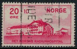 Norway #B4  CV $2.95