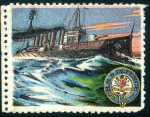 Cinderellas: England Great War Ships - HMS Defence (Delandre)