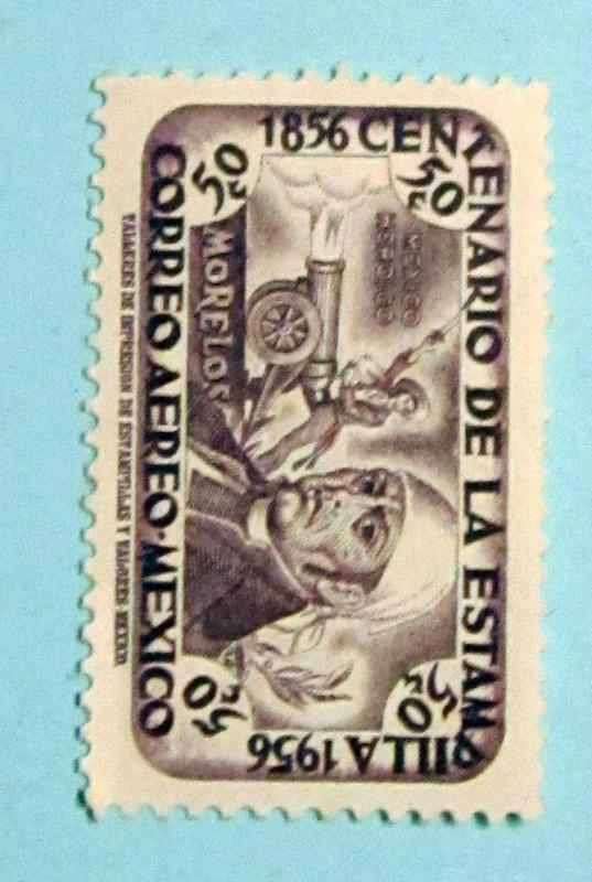 Mexico - C231, MNH. Cannon; Jose Morelos. SCV - $0.30