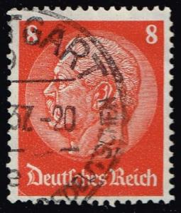 Germany #420 Paul von Hindenburg; Used (0.40)