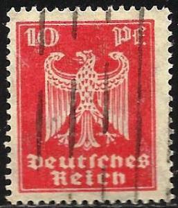 Germany 1924 Scott# 332 Used