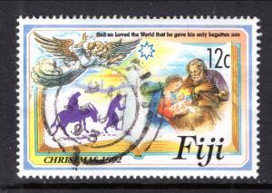Fiji 676 Used VF