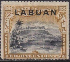 Labuan 1897 SC 83 MLH