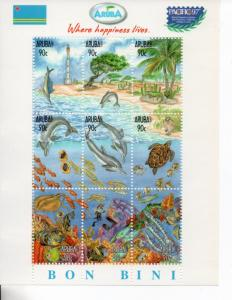 Aruba 150 MNH ..