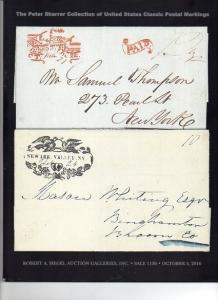 Siegel Sale of Classical Postal Markings