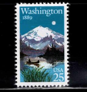 USA Scott 2404 Washington State MNH** stamp 1989