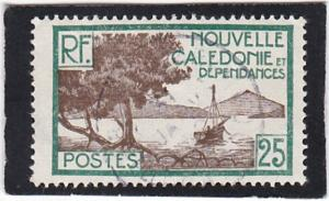 New  Caledonia,  #   143   used