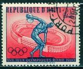 Haiti; 1960: Sc. # 463: O/Used CTO Single Stamp