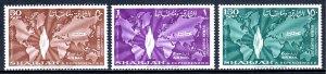Sharjah - Scott #C13-C15 - MNH - SCV $4.70