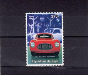Niger 1998 Cisitalia by Pierre Dusio 1st.Car 1946 Single Perforated MNH