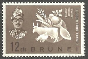 BRUNEI SCOTT 100