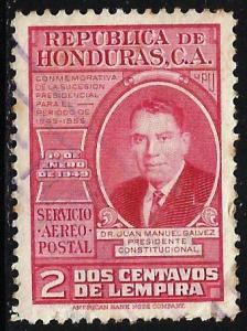 Honduras 1949 Air Mail Scott# C171 Used