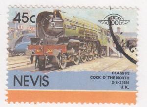 Nevis, Sc 197, CTO-NH, 1985, Locomotive
