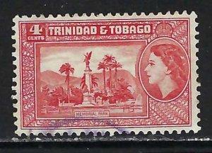 TRINIDAD &TOBAGO 75 VFU M831