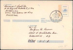 Portugal, Postal Stationery