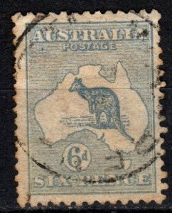 Australia #40 F-VF Used CV $25.00 (X4926)