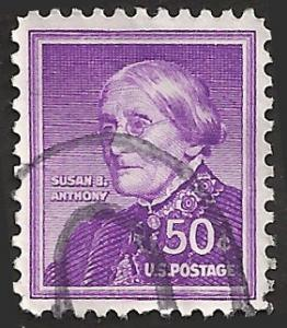 # 1051a USED DRY PRINT SUSAN B. ANTHONY