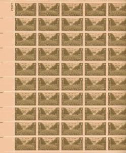 US 934 - 3¢ U.S. Troops Unused