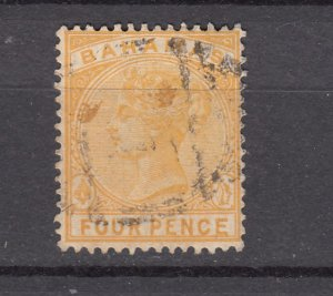 J26672 1984-90 bahamas used #29 queen