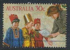 SG MS1043  SC# 1008d  Fine Used  - Christmas  from MS