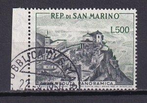 1958 - SAN MARINO - Scott #411 - Used