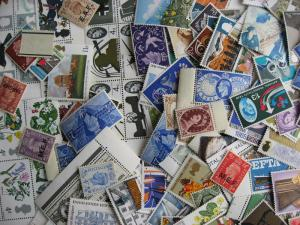 Great Britain mostly MNH mixture (duplicates, mixed condition) 125 check em out