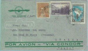 89556 - ARGENTINA - POSTAL HISTORY -  COVER to ITALY - CONDOR LATI  flight  1940
