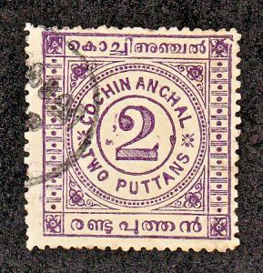 India Cochin Scott #11 Used