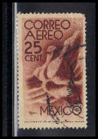 Mexico Used Very Fine ZA5564