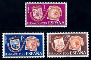 [68148] Spanish Colony Fernando Poo 1968 Stamps on Stamps  MNH