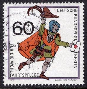 GERMANY SCOTT 9NB272