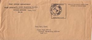 United States Fleet Post Office P.O. Dept. Penalty 1946 New York, N.Y. 10509 ...