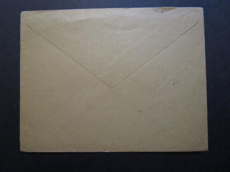 France WWI 1917 Under Secretary of War Cover - Z7072