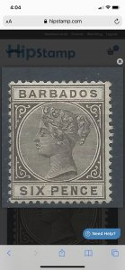 Barbados 66 LH
